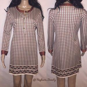 TORY BURCH Pullover Silk Dress